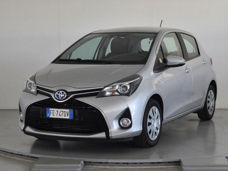 Toyota Yaris Hybrid 1.5 Hybrid 5p. Business 2015