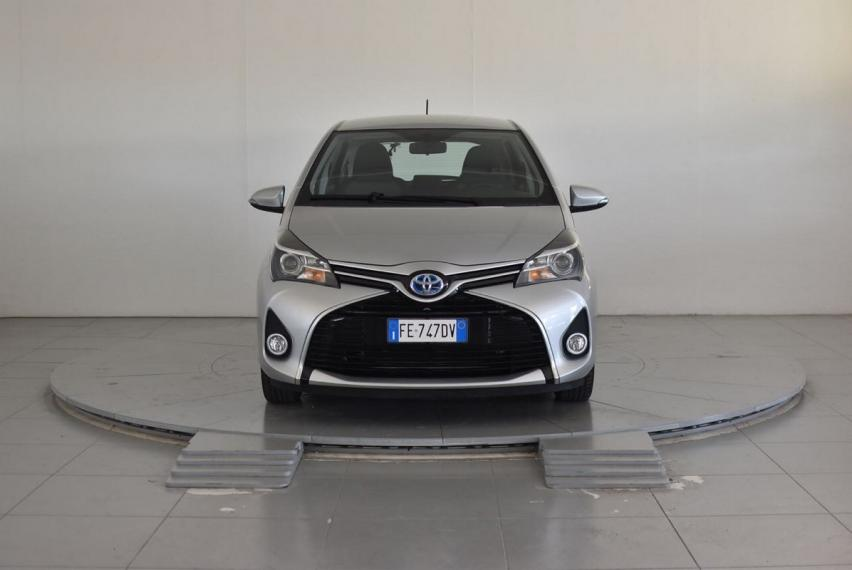 Toyota Yaris Hybrid 1.5 Hybrid 5p. Business 2015 2