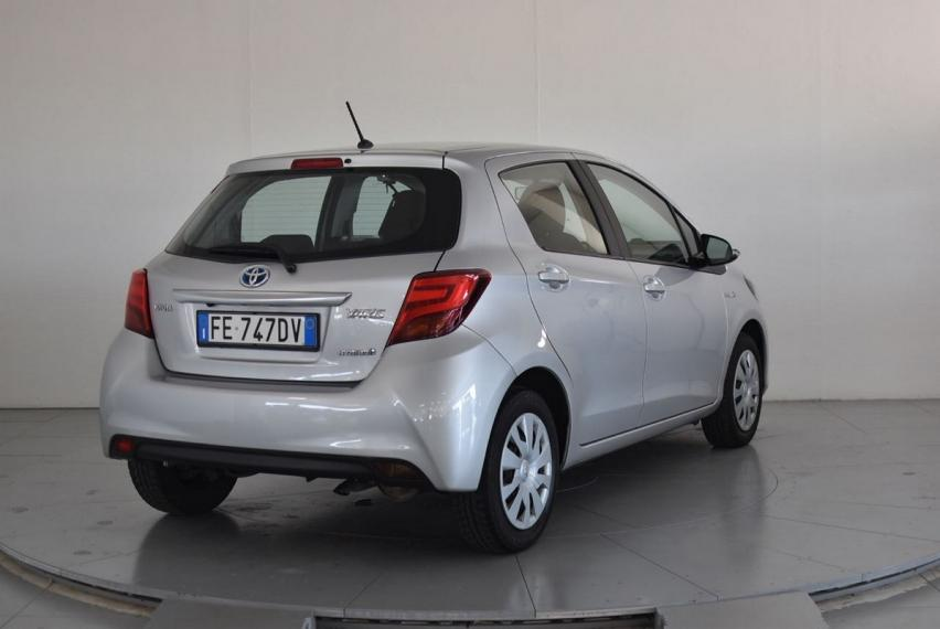 Toyota Yaris Hybrid 1.5 Hybrid 5p. Business 2015 5