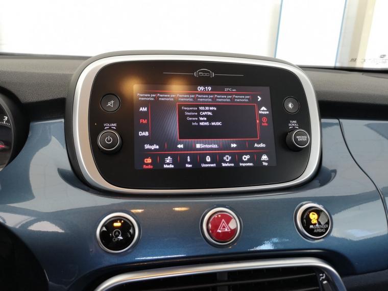 Fiat 500X 1.6 MultiJet 120 CV Business 2017 17