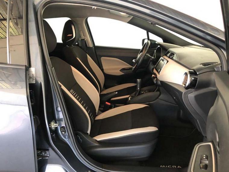 Nissan Micra 1.5 dCi 8V 5p. Tekna 2016 10