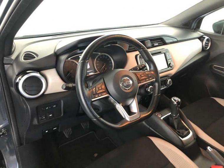 Nissan Micra 1.5 dCi 8V 5p. Tekna 2016 13
