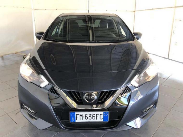 Nissan Micra 1.5 dCi 8V 5p. Tekna 2016 2