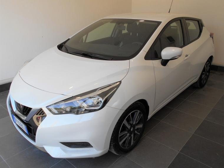 Nissan Micra 1.5 dCi 8V Acenta 2016