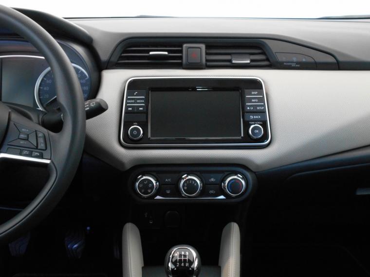 Nissan Micra 1.5 dCi 8V Acenta 2016 12