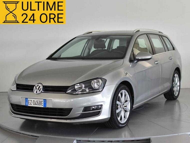 Volkswagen Golf Variant Business 1.6 TDI 110 CV DSG Highline BMT 2013