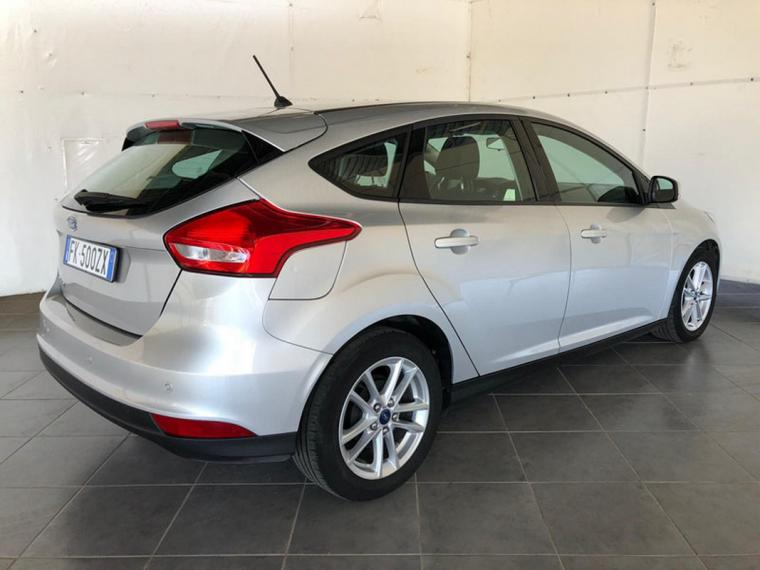 Ford Focus 1.5 TDCi 95 CV S&S Business 2014 5