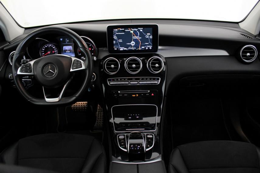 Mercedes-Benz GLC 220 d 4Matic Premium 2015 12