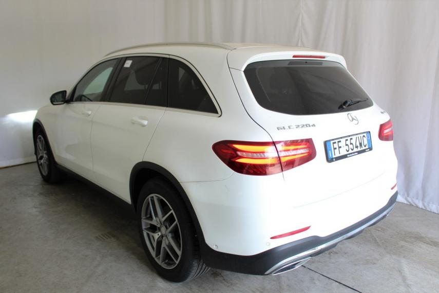 Mercedes-Benz GLC 220 d 4Matic Premium 2015 1