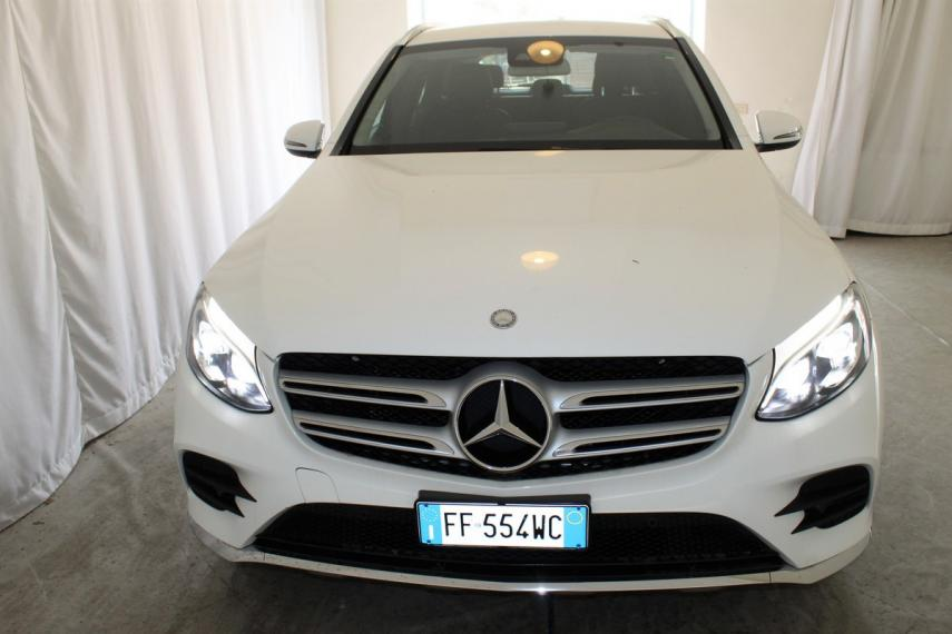 Mercedes-Benz GLC 220 d 4Matic Premium 2015 2