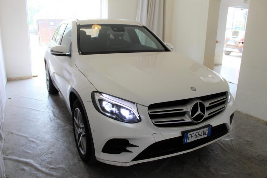 Mercedes-Benz GLC 220 d 4Matic Premium 2015 3