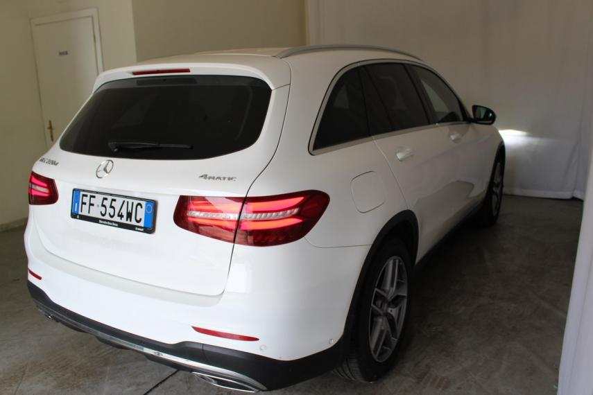 Mercedes-Benz GLC 220 d 4Matic Premium 2015 4