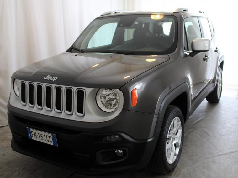 Jeep Renegade 2.0 Mjt 140 CV 4WD Active Drive Limited 2017