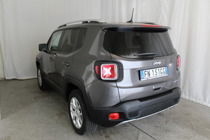 Jeep Renegade 2.0 Mjt 140 CV 4WD Active Drive Limited 2017 1
