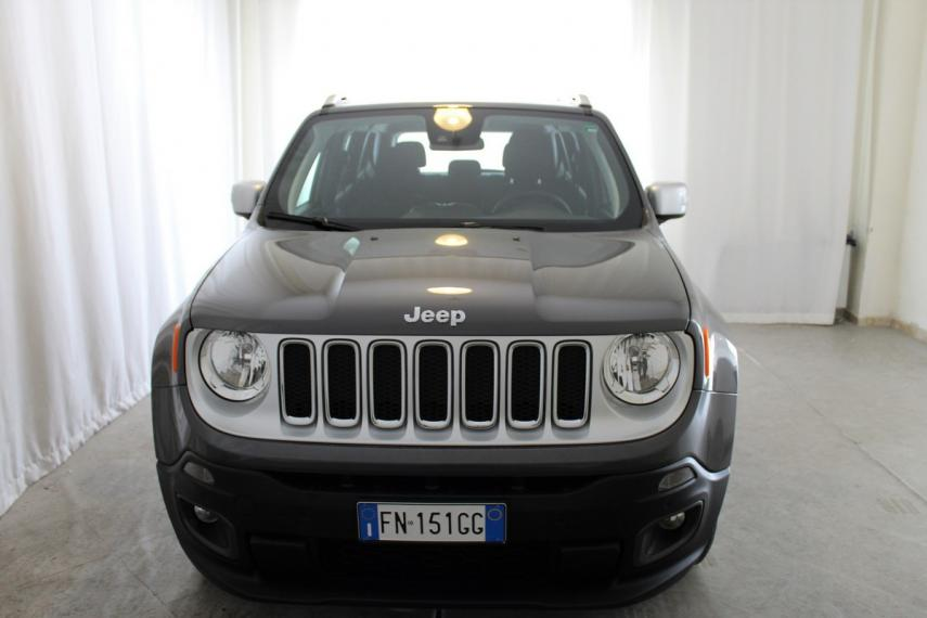 Jeep Renegade 2.0 Mjt 140 CV 4WD Active Drive Limited 2017 2