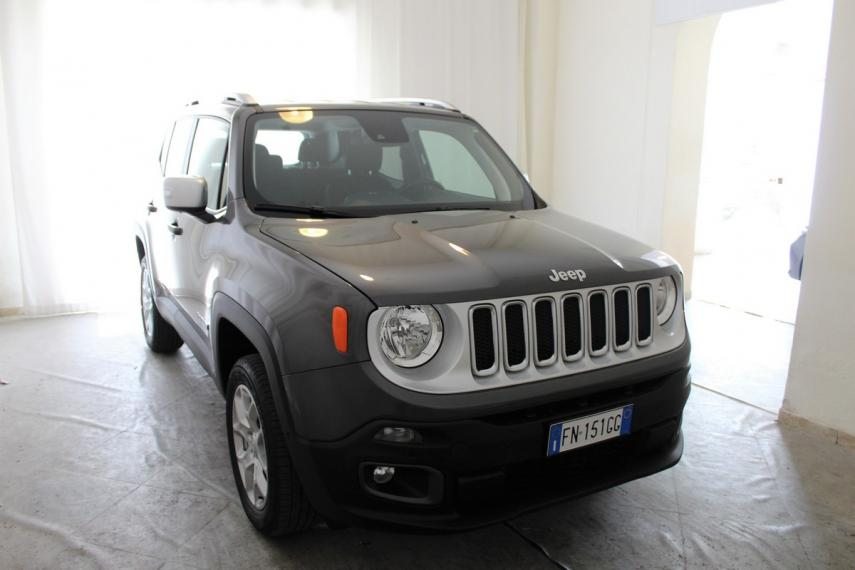 Jeep Renegade 2.0 Mjt 140 CV 4WD Active Drive Limited 2017 3