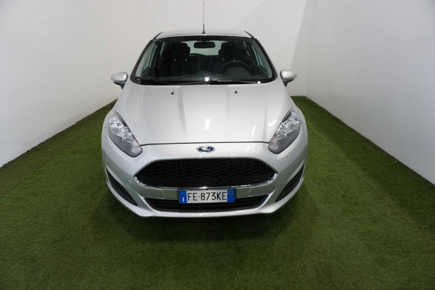 Ford Fiesta Plus 1.5 TDCi 95 CV 5p. 2015 2