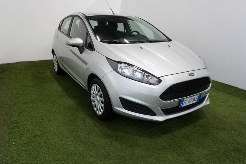 Ford Fiesta Plus 1.5 TDCi 95 CV 5p. 2015 3