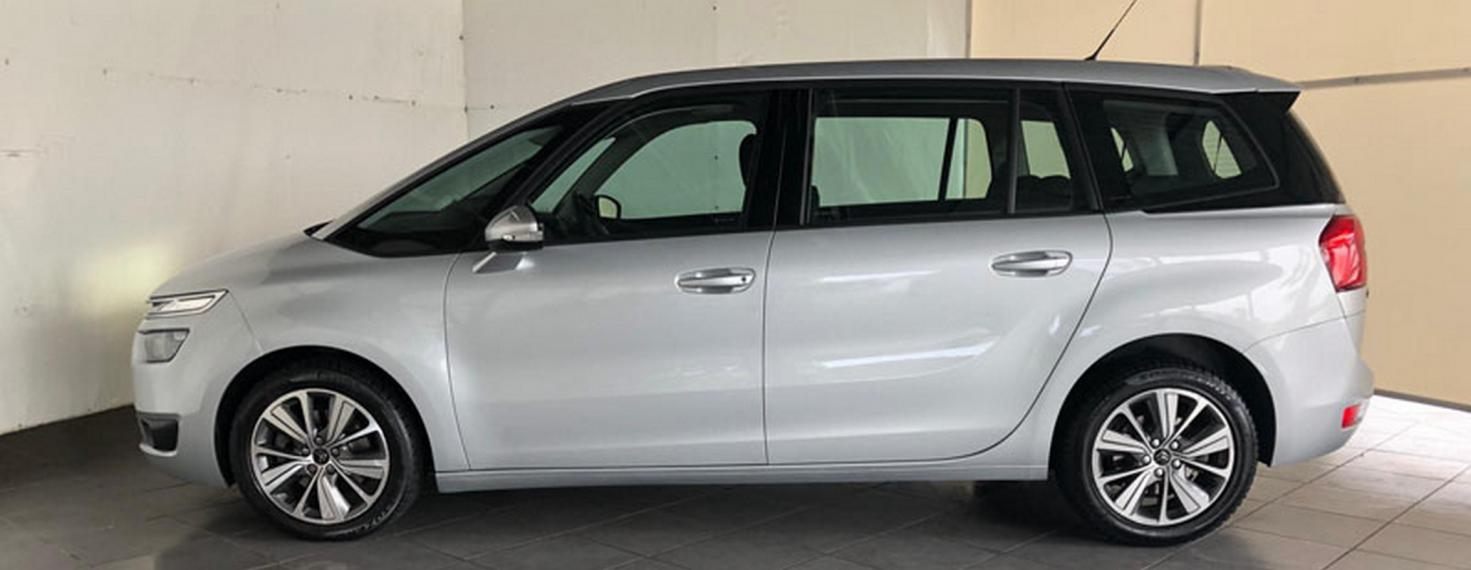 Citroen Grand C4 Picasso BlueHDi 150 S&S EAT6 Business 2015 0