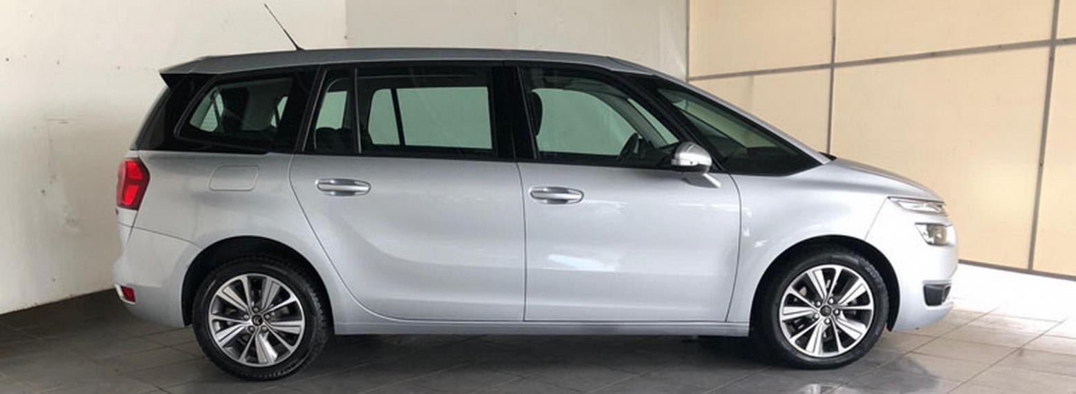 Citroen Grand C4 Picasso BlueHDi 150 S&S EAT6 Business 2015 4