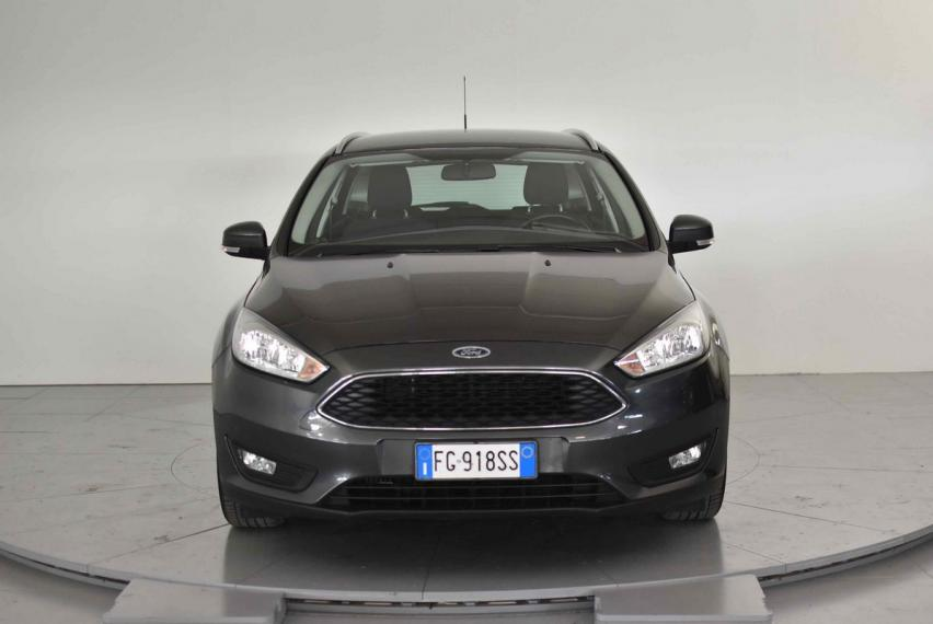 Ford Focus SW 1.5 TDCi 120 CV S&S Business Station Wagon 2015 2