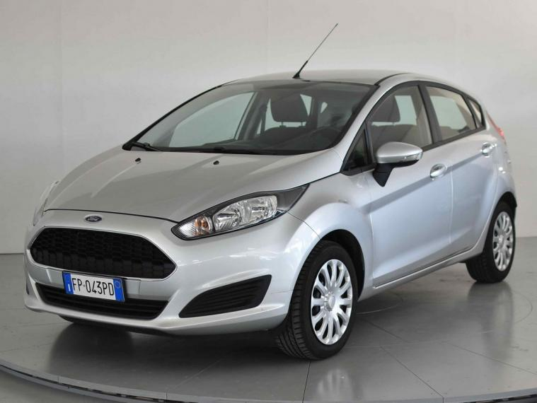Ford Fiesta 1.2 Business 5p. 2016