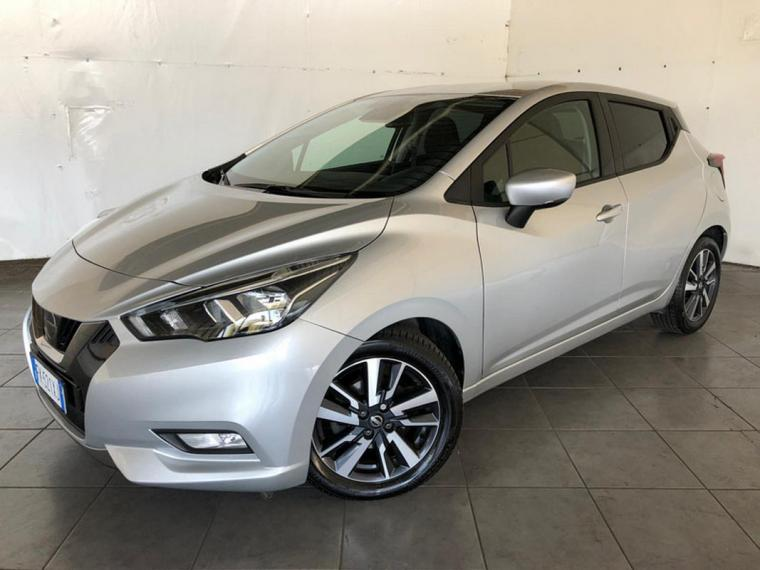 Nissan Micra 1.5 dCi 8V N-Connecta 5p. 2016
