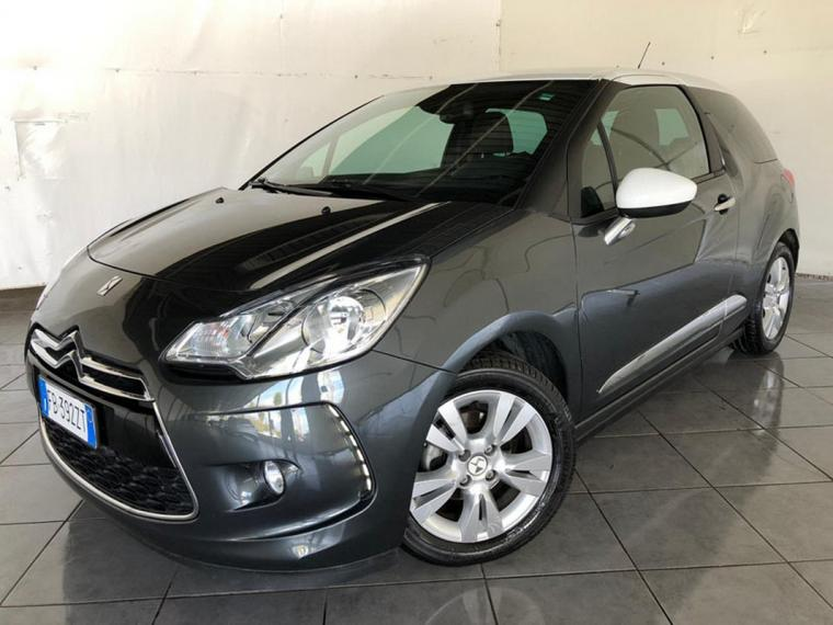 Ds DS 3 BlueHDi 75 So Chic 2015