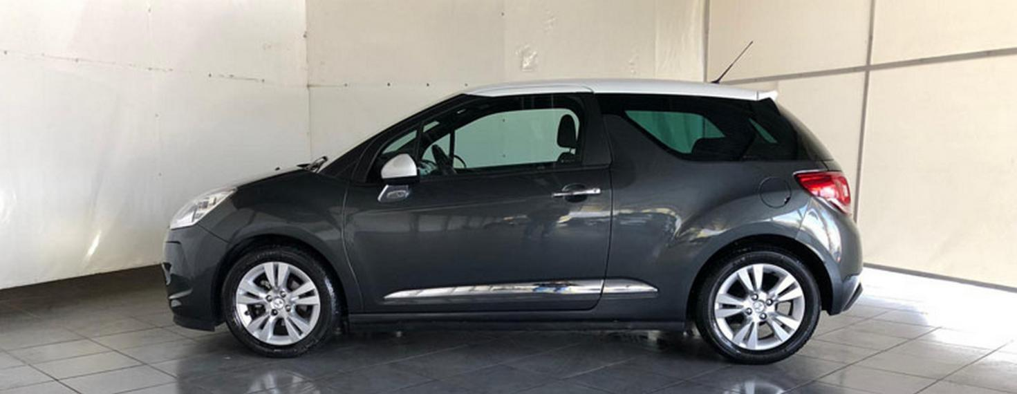 Ds DS 3 BlueHDi 75 So Chic 2015 0