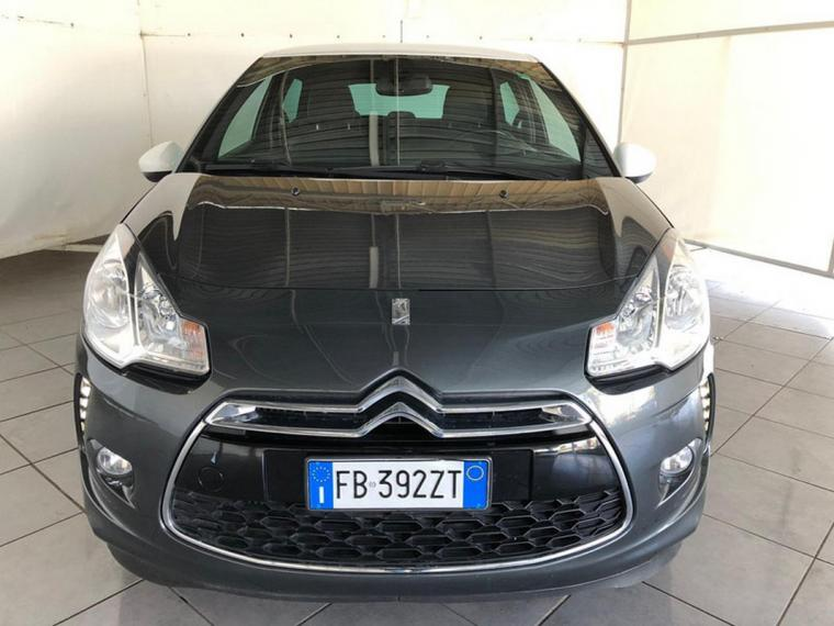 Ds DS 3 BlueHDi 75 So Chic 2015 2
