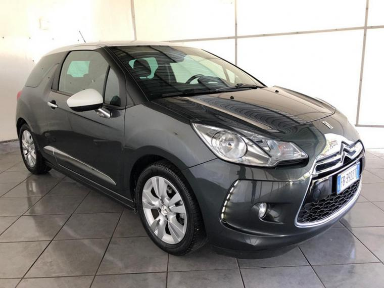 Ds DS 3 BlueHDi 75 So Chic 2015 3