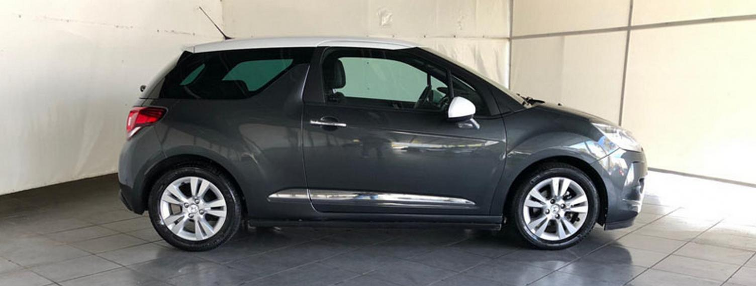 Ds DS 3 BlueHDi 75 So Chic 2015 4