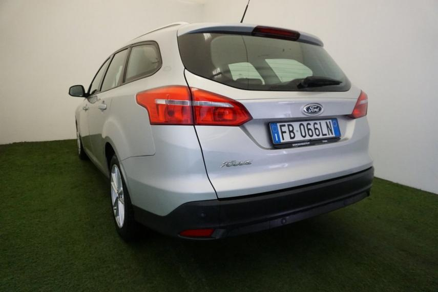 Ford Focus SW 1.5 TDCi 120 CV S&S Business Station Wagon 2015 1