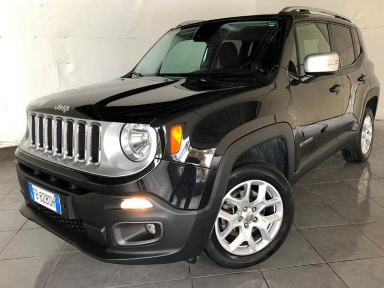Jeep Renegade 2.0 Mjt 140CV 4WD Active Drive Limited 2014