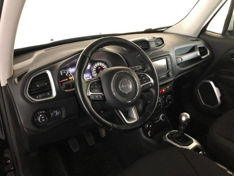 Jeep Renegade 2.0 Mjt 140CV 4WD Active Drive Limited 2014 13