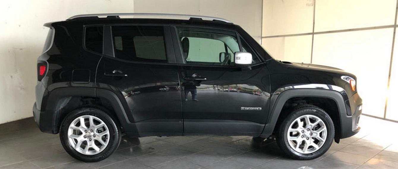 Jeep Renegade 2.0 Mjt 140CV 4WD Active Drive Limited 2014 4