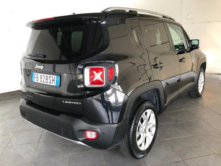 Jeep Renegade 2.0 Mjt 140CV 4WD Active Drive Limited 2014 5