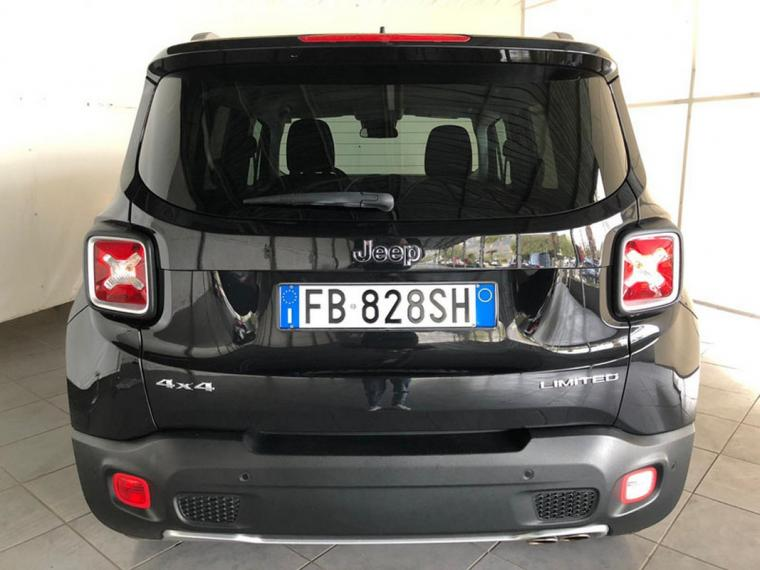 Jeep Renegade 2.0 Mjt 140CV 4WD Active Drive Limited 2014 6