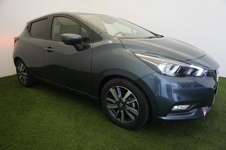 Nissan Micra 1.5 dCi 8V N-Connecta 5p. 2016 4