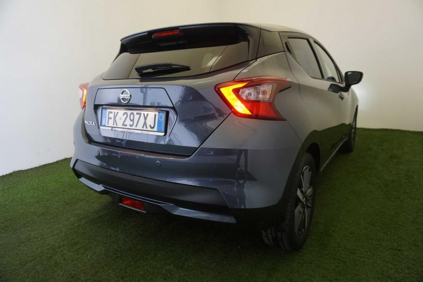 Nissan Micra 1.5 dCi 8V N-Connecta 5p. 2016 5