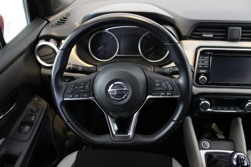 Nissan Micra 1.5 dCi 8V N-Connecta 5p. 2016 13