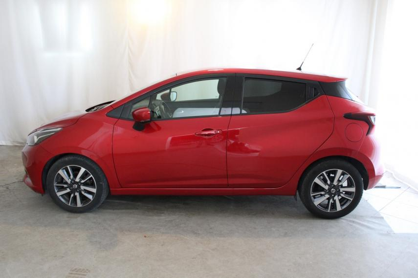 Nissan Micra 1.5 dCi 8V N-Connecta 5p. 2016 0