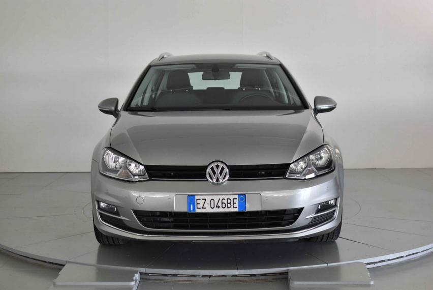 Volkswagen Golf Variant Business 1.6 TDI 110 CV DSG Highline BMT 2013 2