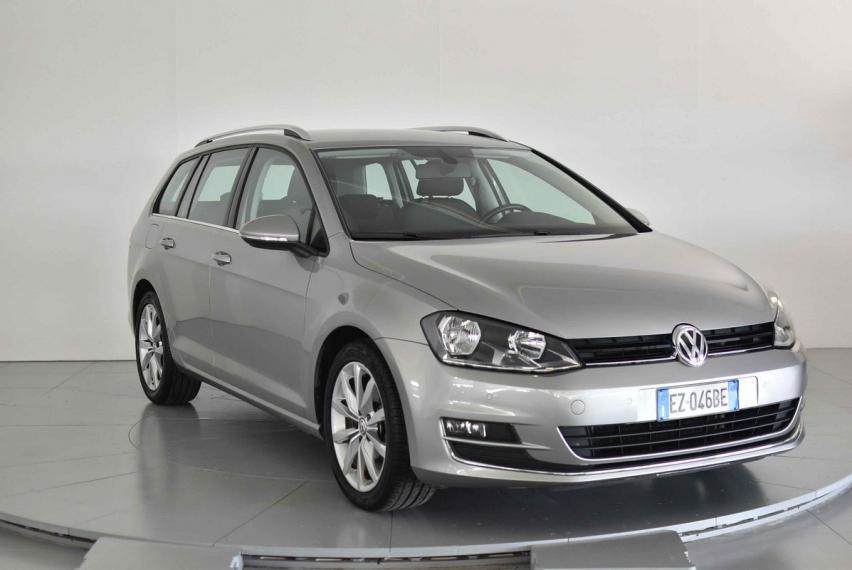 Volkswagen Golf Variant Business 1.6 TDI 110 CV DSG Highline BMT 2013 3
