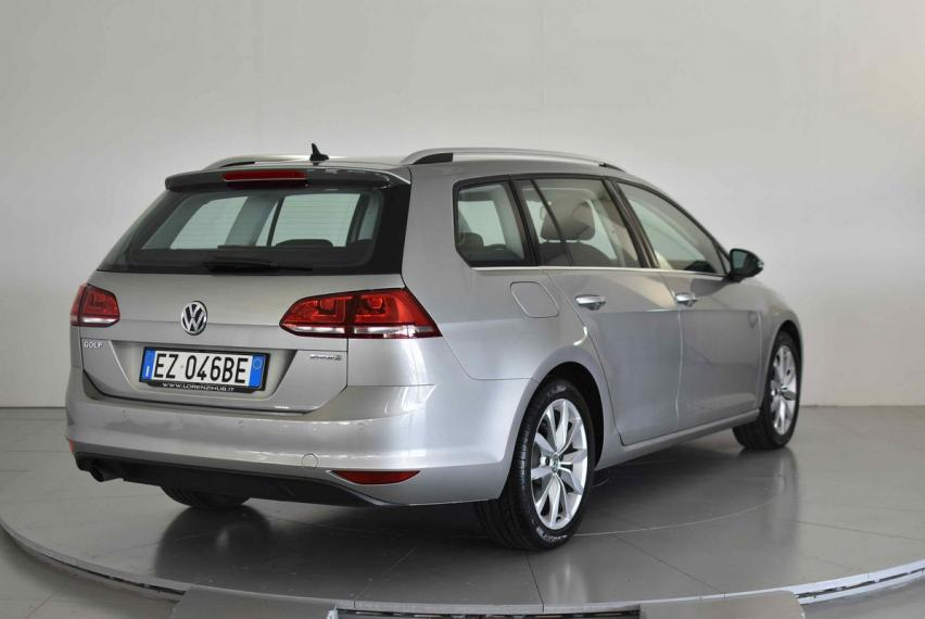 Volkswagen Golf Variant Business 1.6 TDI 110 CV DSG Highline BMT 2013 5