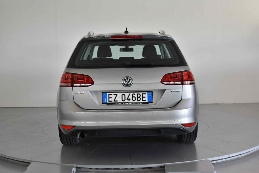 Volkswagen Golf Variant Business 1.6 TDI 110 CV DSG Highline BMT 2013 6
