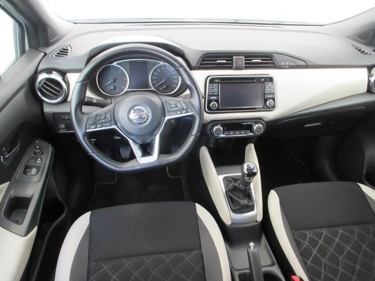 Nissan Micra 1.5 dCi 8V N-Connecta 5p. 2016 11