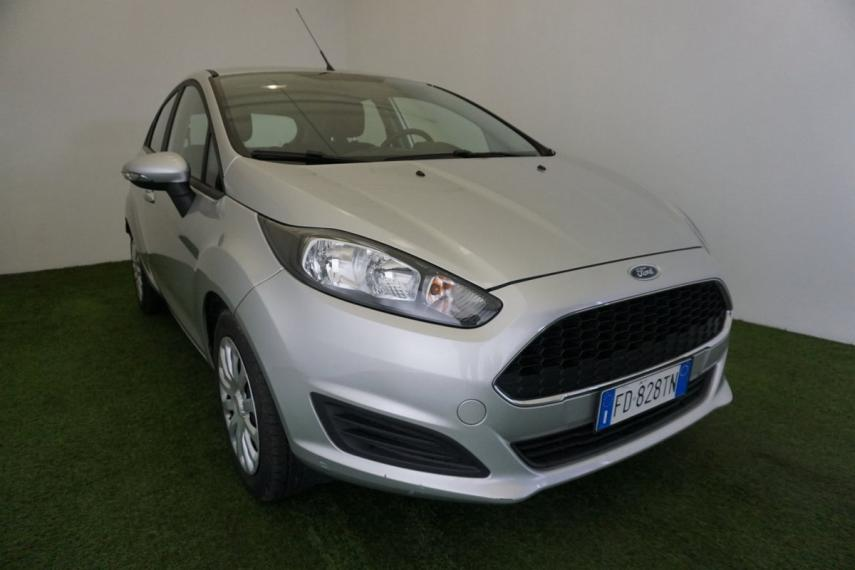 Ford Fiesta 1.5 TDCi 75 CV 5p. Business 2015 3