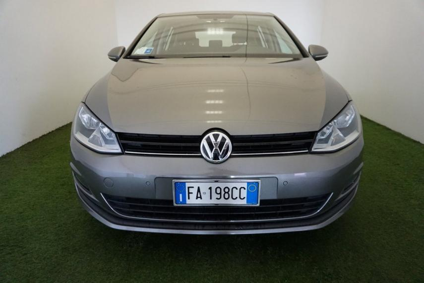 Volkswagen Golf 1.6 TDI 5p. Comfortline Business BMT 2013 2
