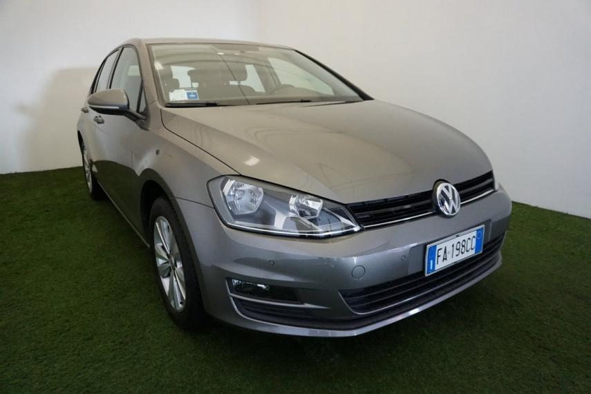 Volkswagen Golf 1.6 TDI 5p. Comfortline Business BMT 2013 3